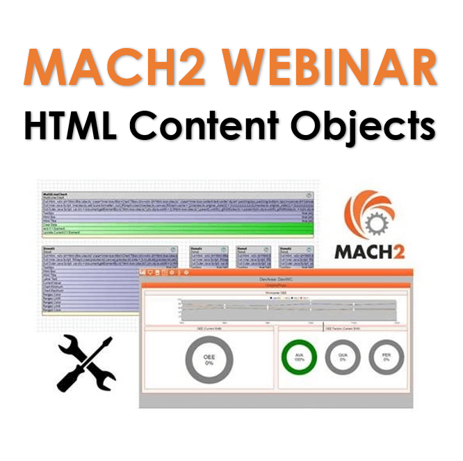 Mach2 Webinar – HTML Content Objects