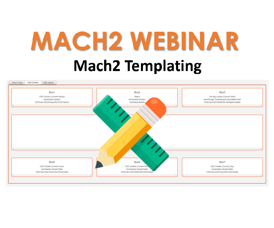 Webinar: Best Practices For MACH2 Templating