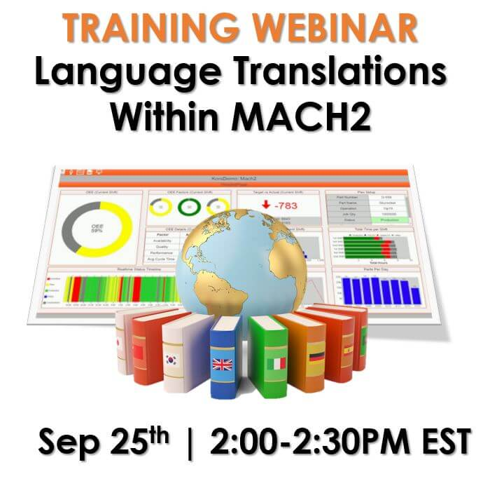 Webinar: Language Translations Within MACH2