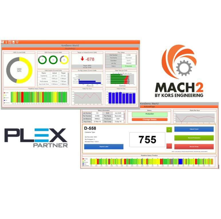 Mach2 Proudly Supports Plex MES Product Launch